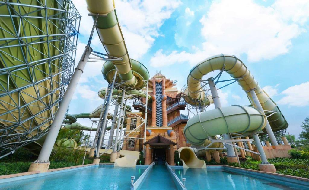 Water Park Designers Falcon's Creative Group