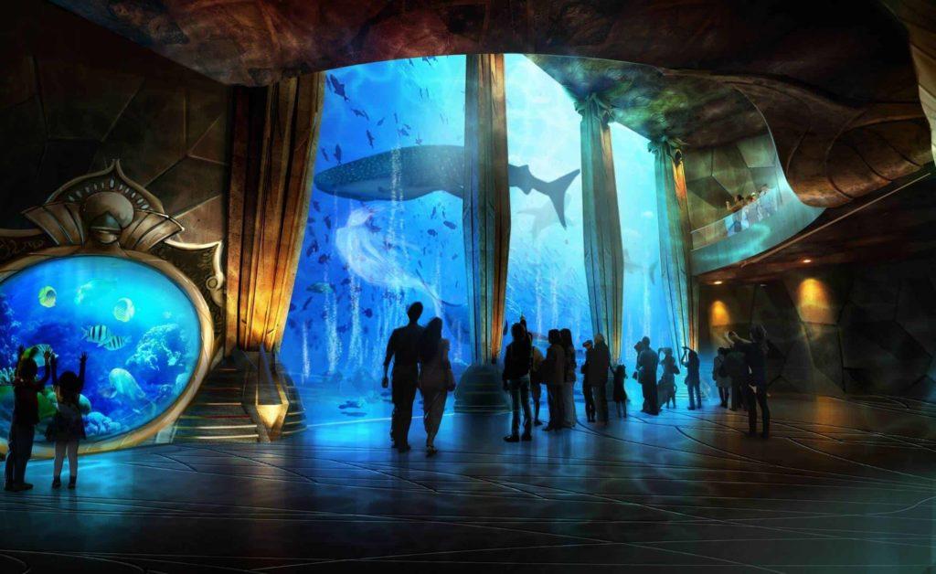 Aquarium Designers Falcons Creative Group