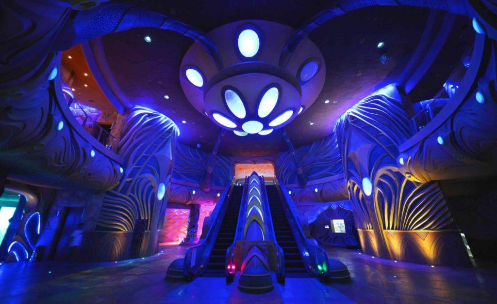 Aquarium Design Falcons Creative Group