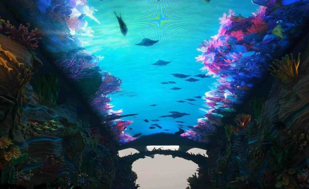 Attraction Design Chimelong Ocean Kingdom