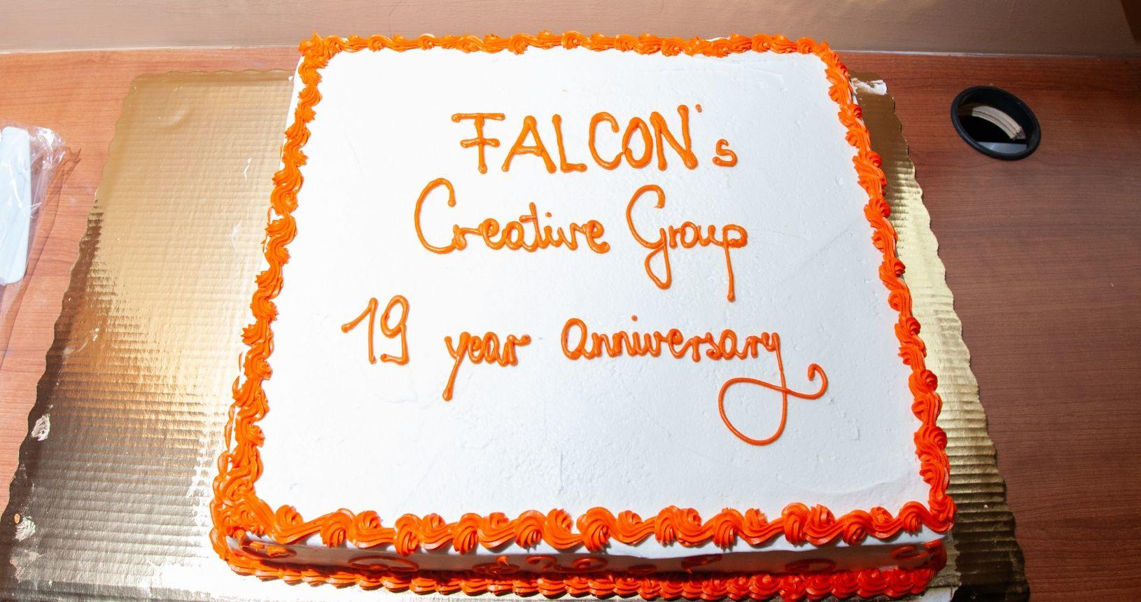 Falcon's Creative Group Culture