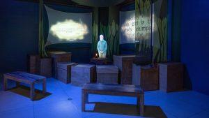 Jane Goodall Hologram