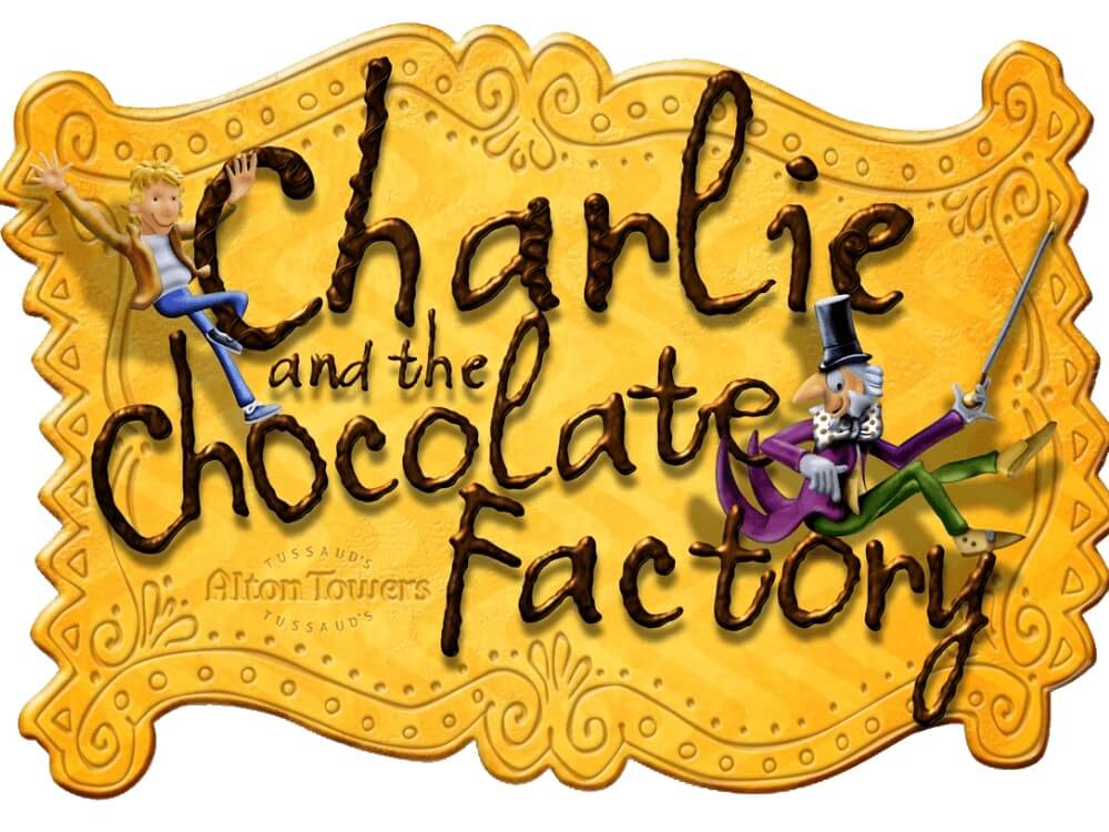 Charlie and the Chocolate Factory The Ride