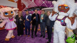 IAAPA Falcon's and Katmandu Press Event