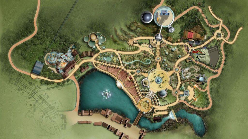 Knight Valley Eco Park Master Plan