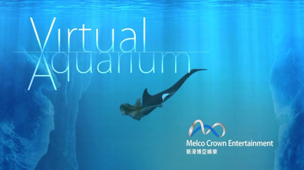 Melco Virtual Aquarium