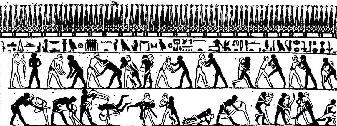 古埃及动画图