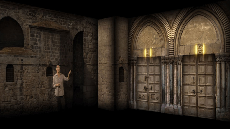 Tomb-of-Christ-Corner
