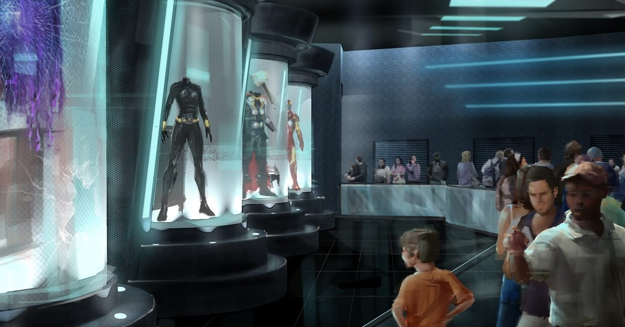 Queue-Concept-Art-for-Avengers-Battle-Of-Ultron-at-IMG-Worlds-Of-Adventure-1