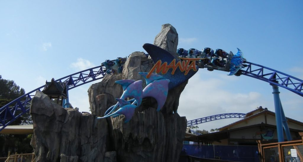 Manta-Roller-Coaster-Entrance