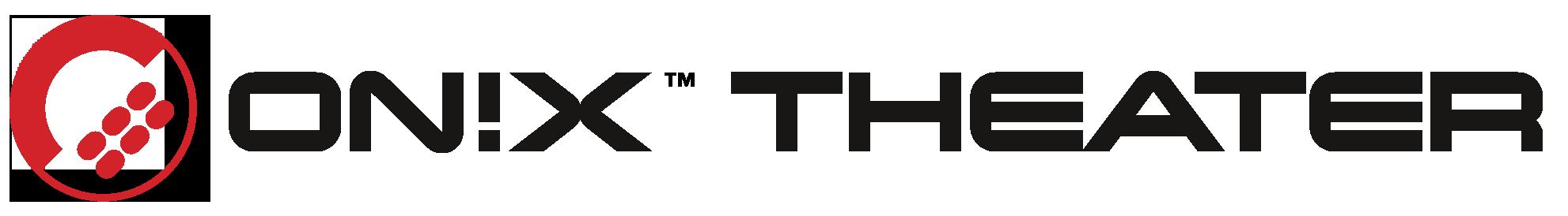 ON!X Theater Logo